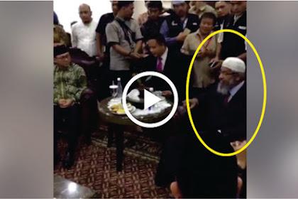 Ini Video Siaran Langsung Dr Zakir Naik Bertemu Ketua MPR RI Zulkifli Hasan