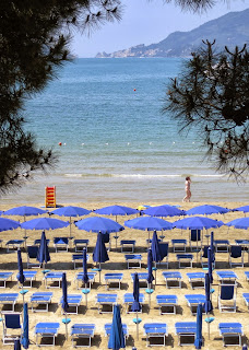 Lerici beach, Gulf of La Spezia