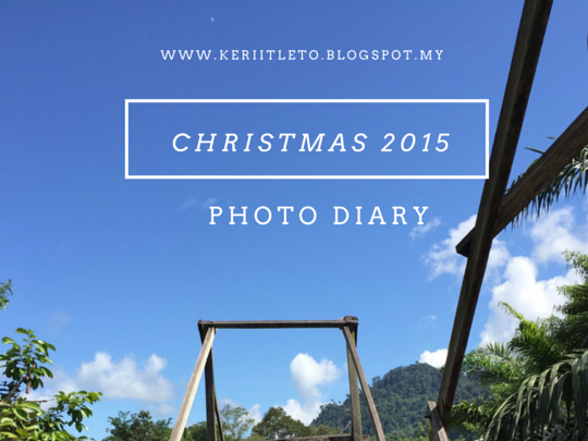 [photography] Christmas with family 2015 Photo Diary