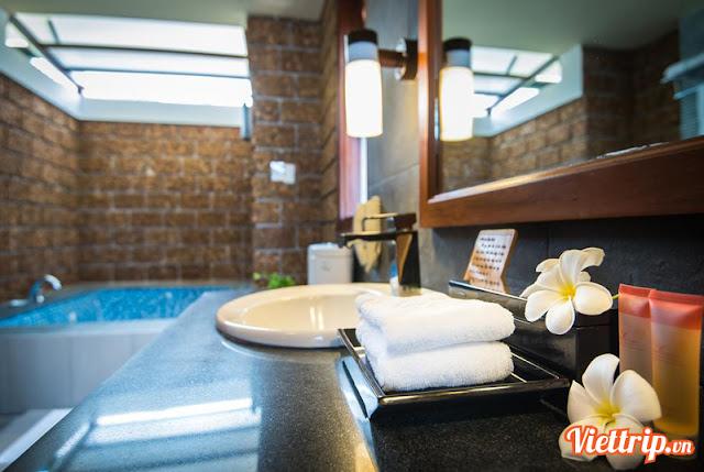 Tiện nghi hiện đại - Eden resort Phú Quốc