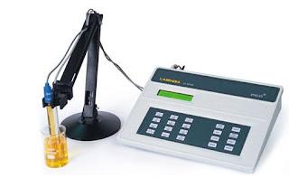 Definisi atau Pengertian pH (Derajat Keasaman) dan Cara Mengukur pH