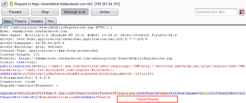 Security Research * Penetration Testing Blog: How I found SSRF on