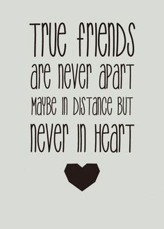 60+ Cute Long Distance Friendship Quotes for Him & Her (2019 ...