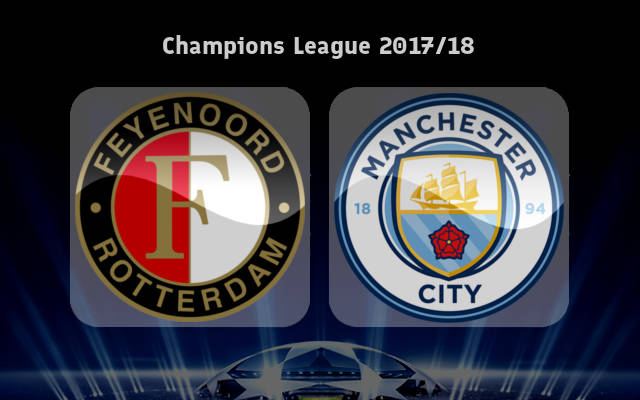 Feyenoord vs Manchester City Full Match & Highlights 13 September 2017