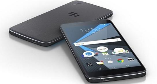 Blackberry prepara dos teléfonos Android de alta gama