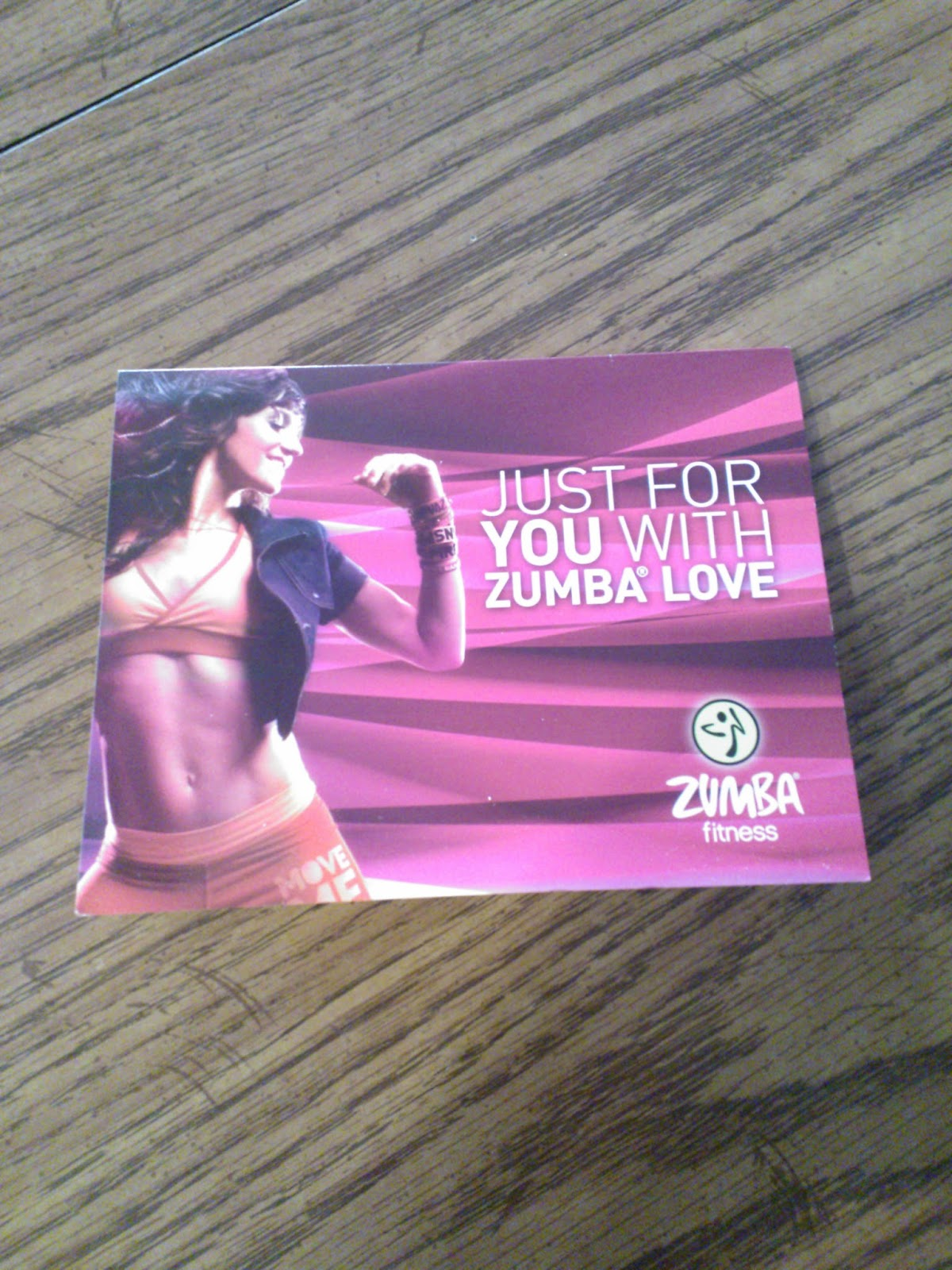 7822a2f5eb The Zumba Mommy  The (big fat Zumba) birthday present from Amazon.com