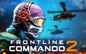 FRONTLINE COMMANDO 2 MOD APK 3.0.3 Terbaru 2016