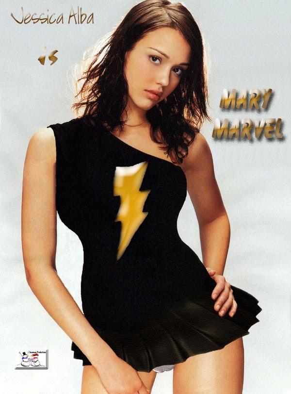Mary Marvel Nude 88