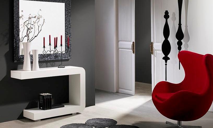 Como Decorar Un Recibidor Pequeno Area Femenina - Como-decorar-un-recibidor-pequeo