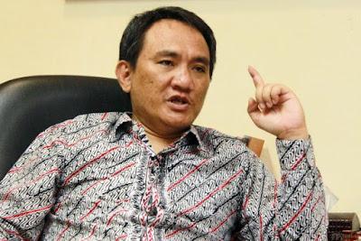 Andi Arief: Untung SBY Cuma Ngetwit, Bukan Serukan Perlawanan