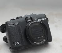 harga Jual Canon G16 Second