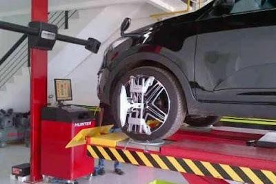 Inilah Manfaat dan Fungsi Spooring Mobil