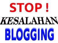 Kesalahan-Kesalah Fatal Yang Menyebabkan Orang Malas Berkunjung Ke Blogmu