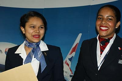 Cabin crew graduates get their wings | West London Business