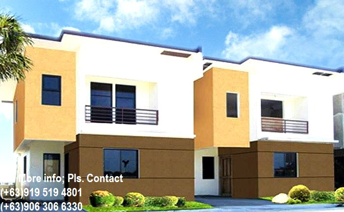 Amaya Breeze Matrix Pag Ibig Cheap Houses For Sale In