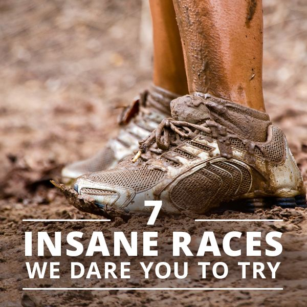 7 Insane Races We Dare You To Try