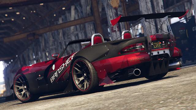 Bravado Banshee 900R GTA V Online