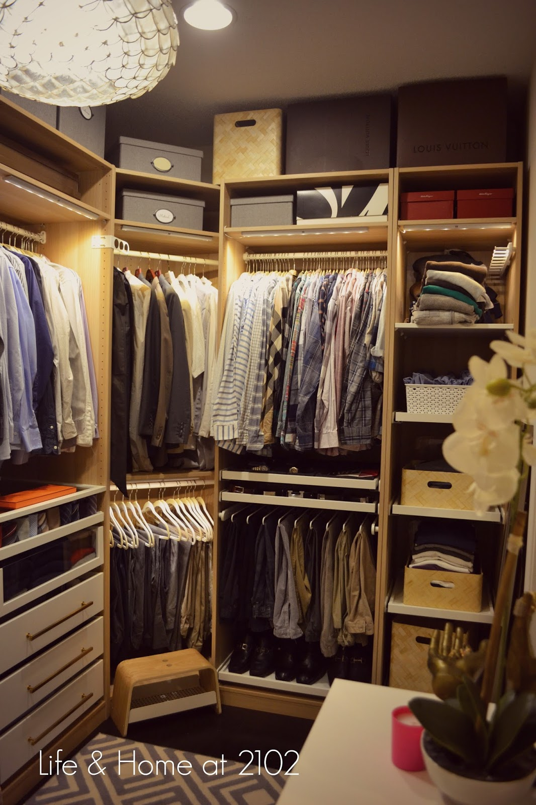 Life & Home at 2102: Guide to Building your own Closet ...