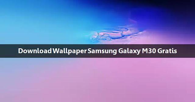 Samsung gres baru ini merilis smartphone barunya seri M Download Wallpaper Samsung Galaxy M30 Gratis