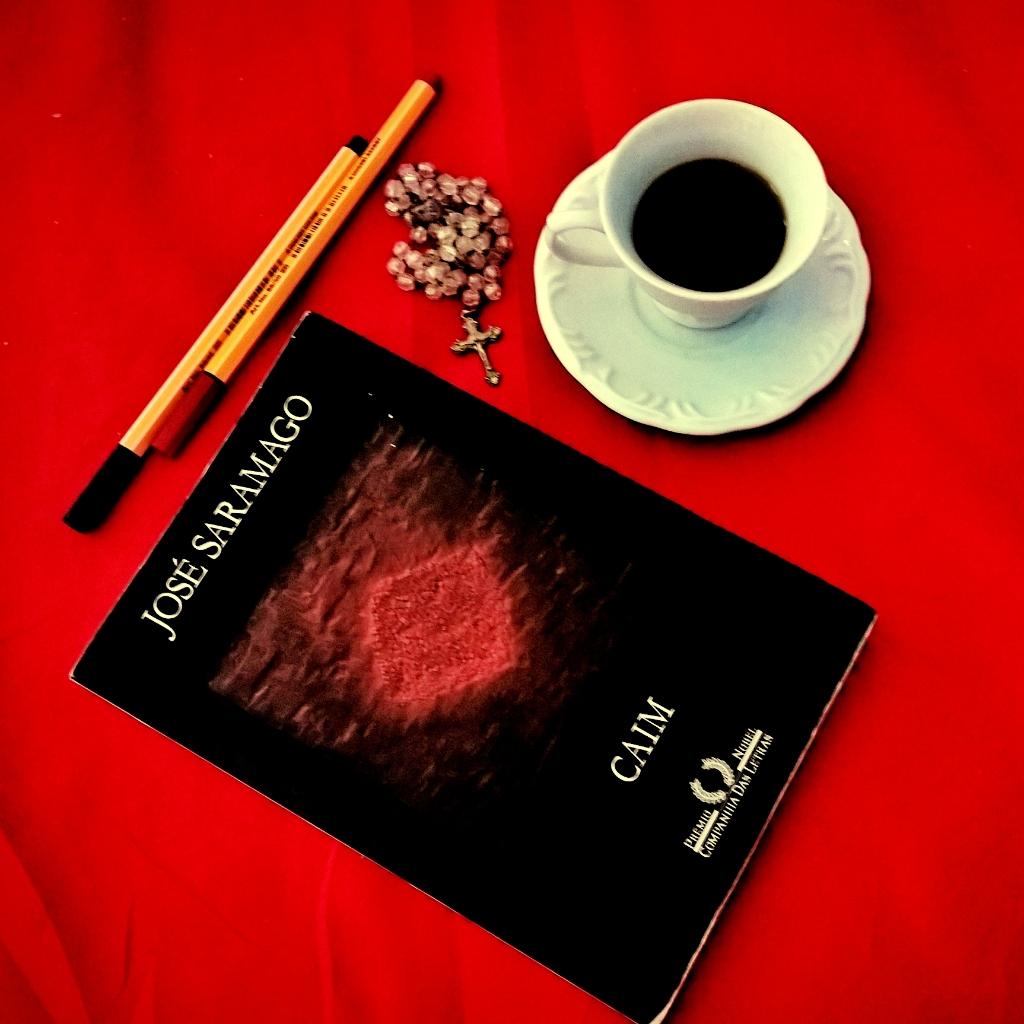 UNIVERSO DOS LEITORES: Caim, de José Saramago
