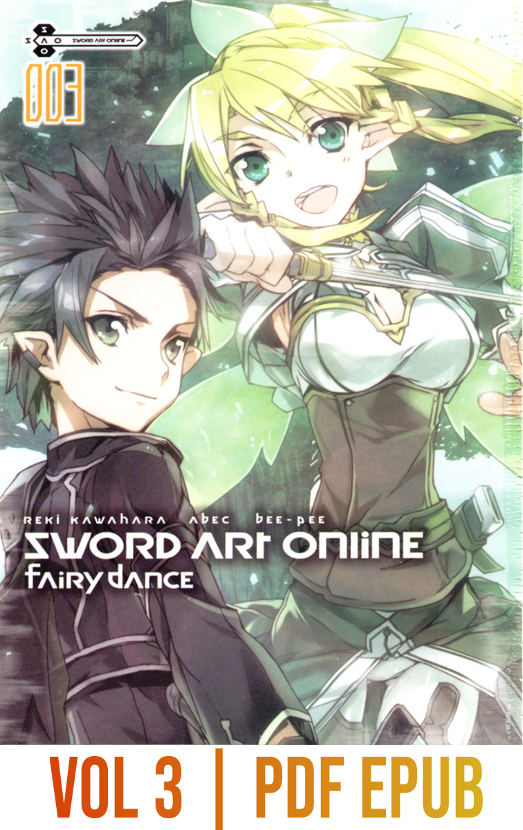 Sword Art Online Novel Epub