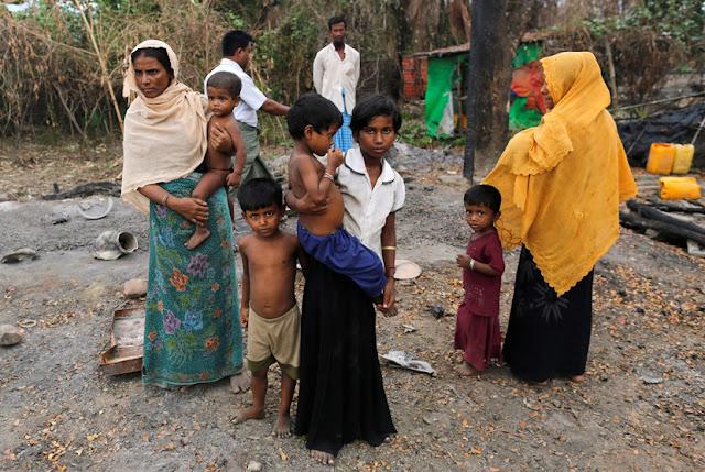 Astaghfirullah, Cerita Sedih Perempuan Rohingya : Mereka Memperkosa Kami Satu per Satu : Berita Terhangat Hari Ini