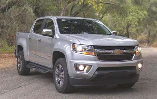 2019 Chevrolet Colorado Rumors