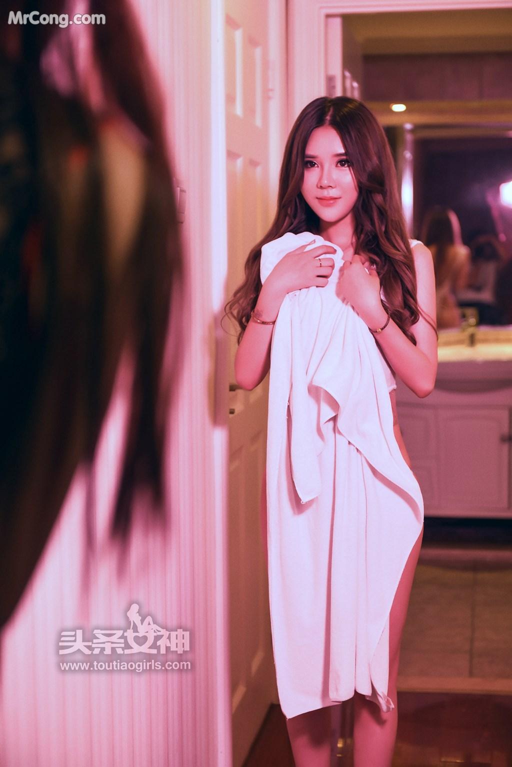 Image TouTiao-2017-08-18-Lisa-Aili-Sha--Jiu-Er-MrCong.com-025 in post TouTiao 2017-08-18: Người mẫu Lisa (爱丽莎) và Jiu Er (九儿) (52 ảnh)