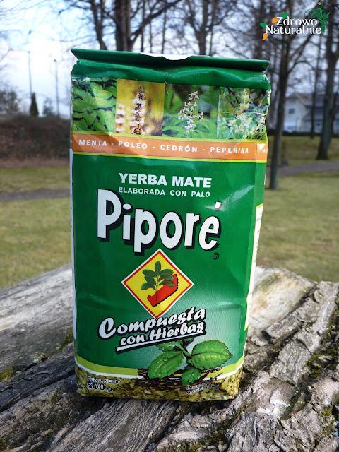 Yerba Mate - Pipore Compuesta con Hierbas 500 g