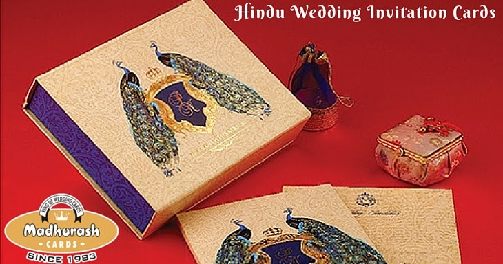 Hindu Wedding Invitation Card: Tips For Selecting The Ideal Hindu Wedding Invitation