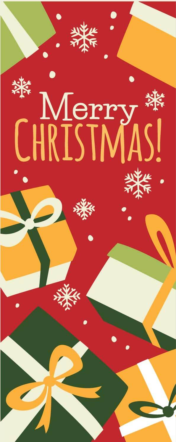 Free Christmas Banner Clipart Download