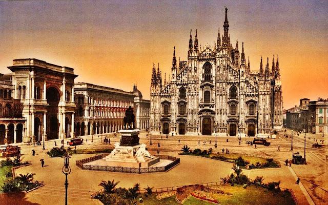 Passeios em Milão