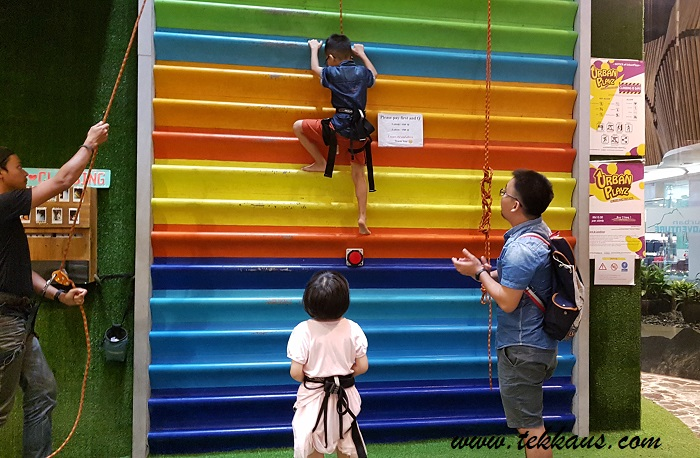 The Rainbow Climbers @ Urban Playz [VIDEOS]