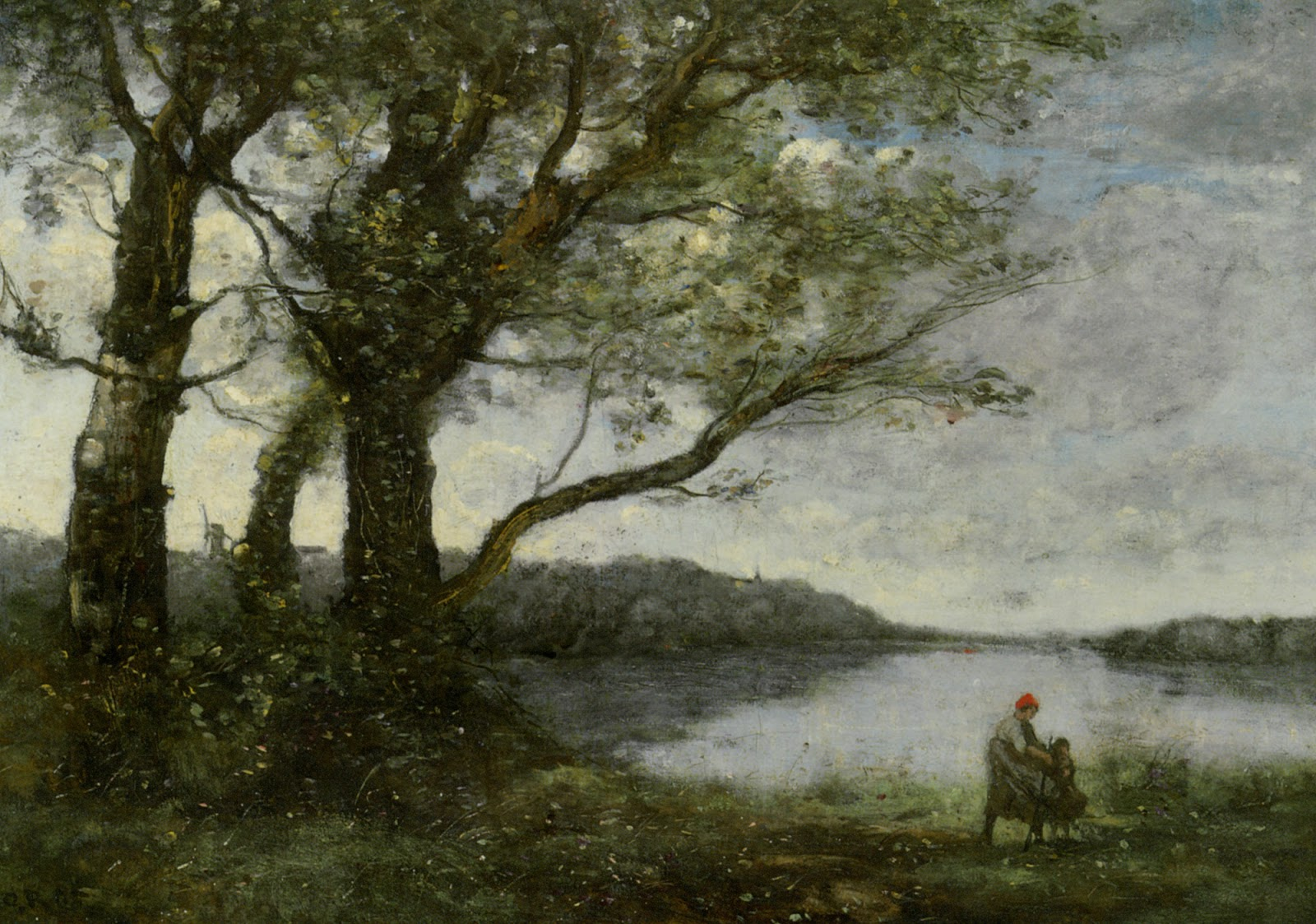 Art artists camille corot part 16 for Camille corot