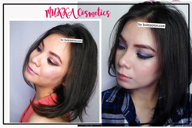 makeup+dengan+produk+Mukka