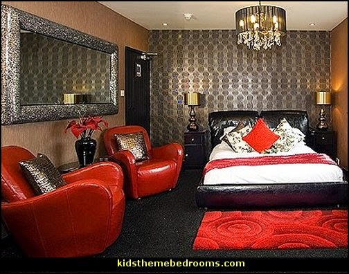 Decorating theme bedrooms - Maries Manor: Moulin Rouge ...