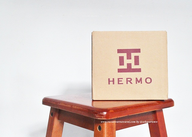 Unboxing Hermo Indonesia