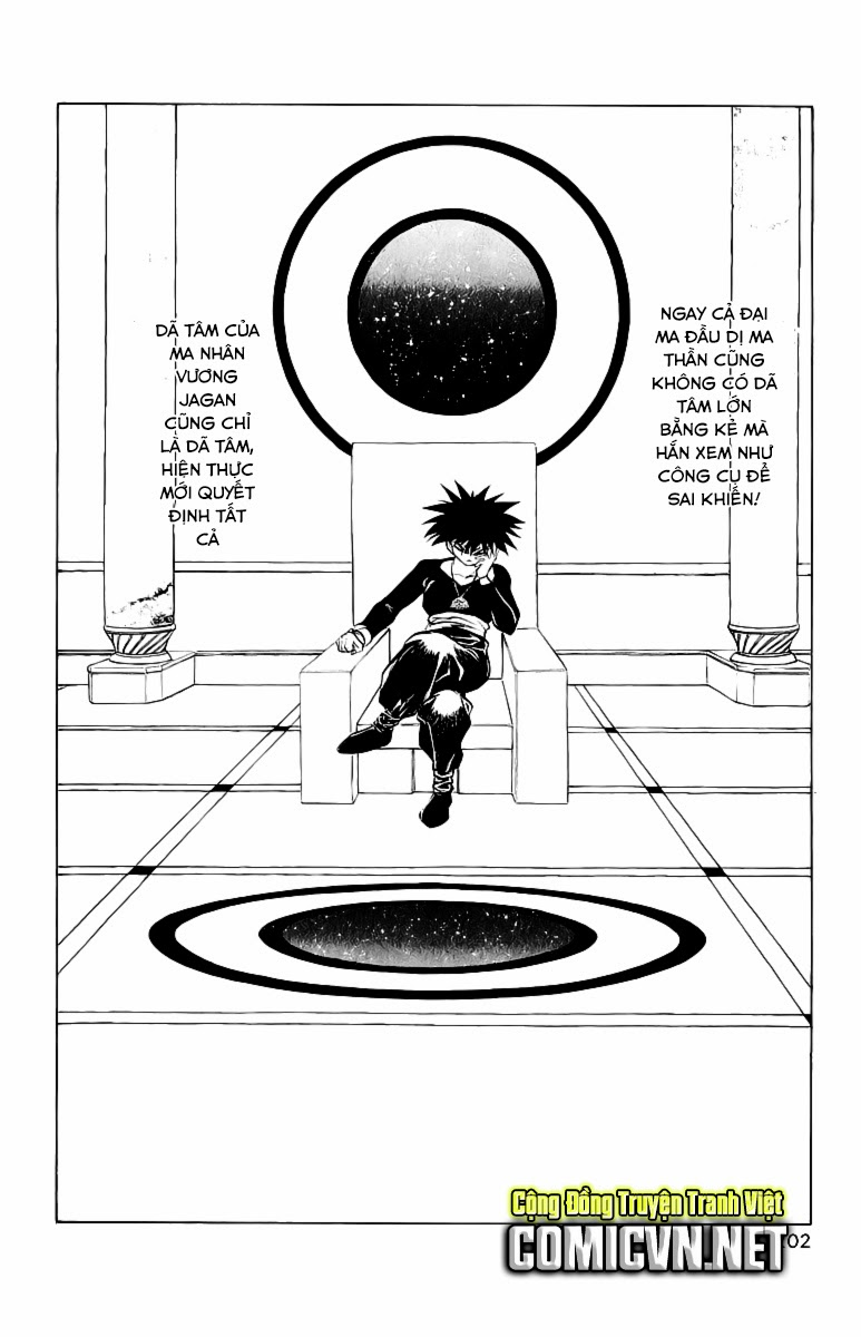 Dragon Quest: Emblem of Roto chap 37 trang 62