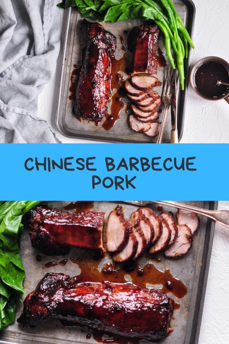 CHINESE BARBECUE PORK RECIPE