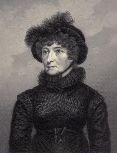 Hester Piozzi, formerly Thrale  from Autobiography Letters and Literary   Remains of Mrs Piozzi (Thrale)  (1861)