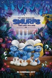 Download Smurfs The Lost Village (2017) Full Movie Sub Indo