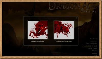 Dragon Age Origins PC Games