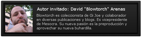 Autor invitado: Blowtorch