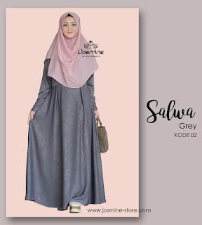 Gamis Jasmine Salwa Dress 02