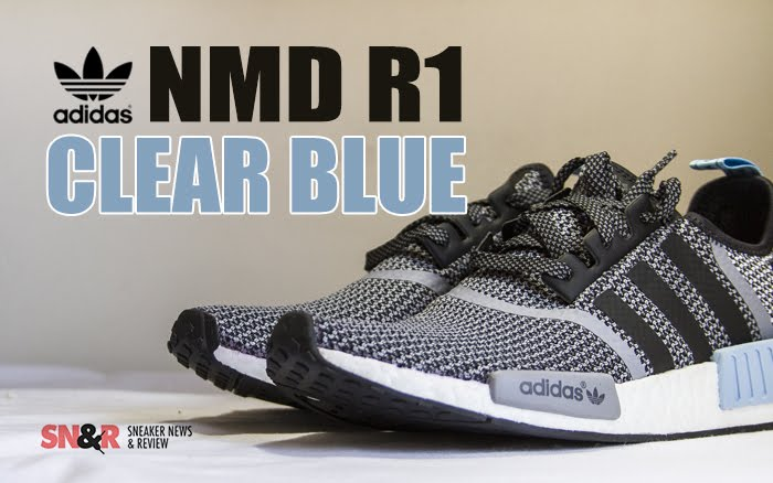 adidas NMD R1 Winter Wool Primeknit PK Black White Limited