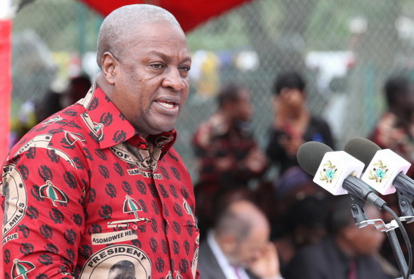 Prez. Mahama will lose elections 'half touch' – Islamic Cleric foretells