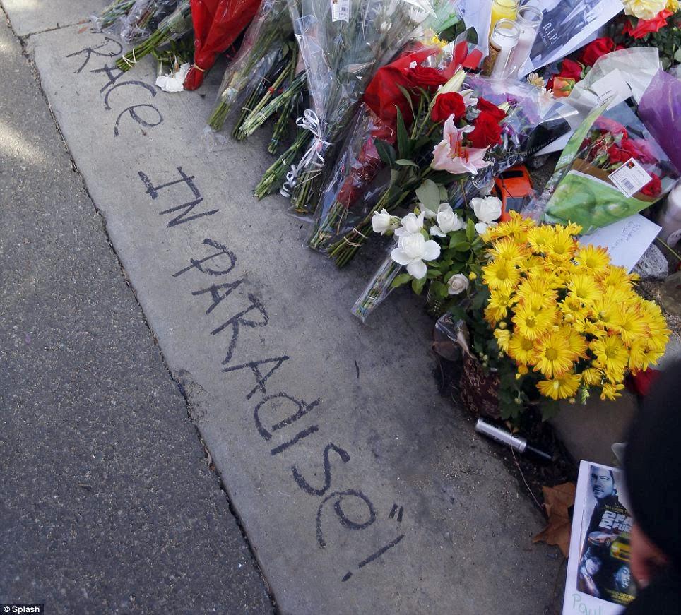 Paul Walker Death Pics
