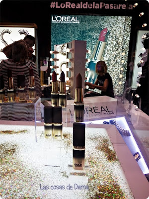 Novedades maquillaje L'Oréal Fashion Week Madrid