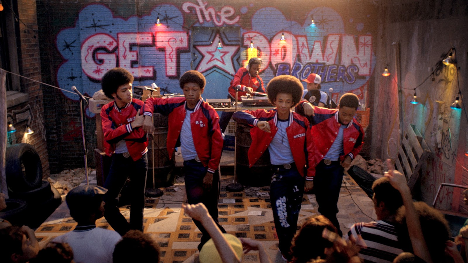 the get down netflix serie baz luhrmann