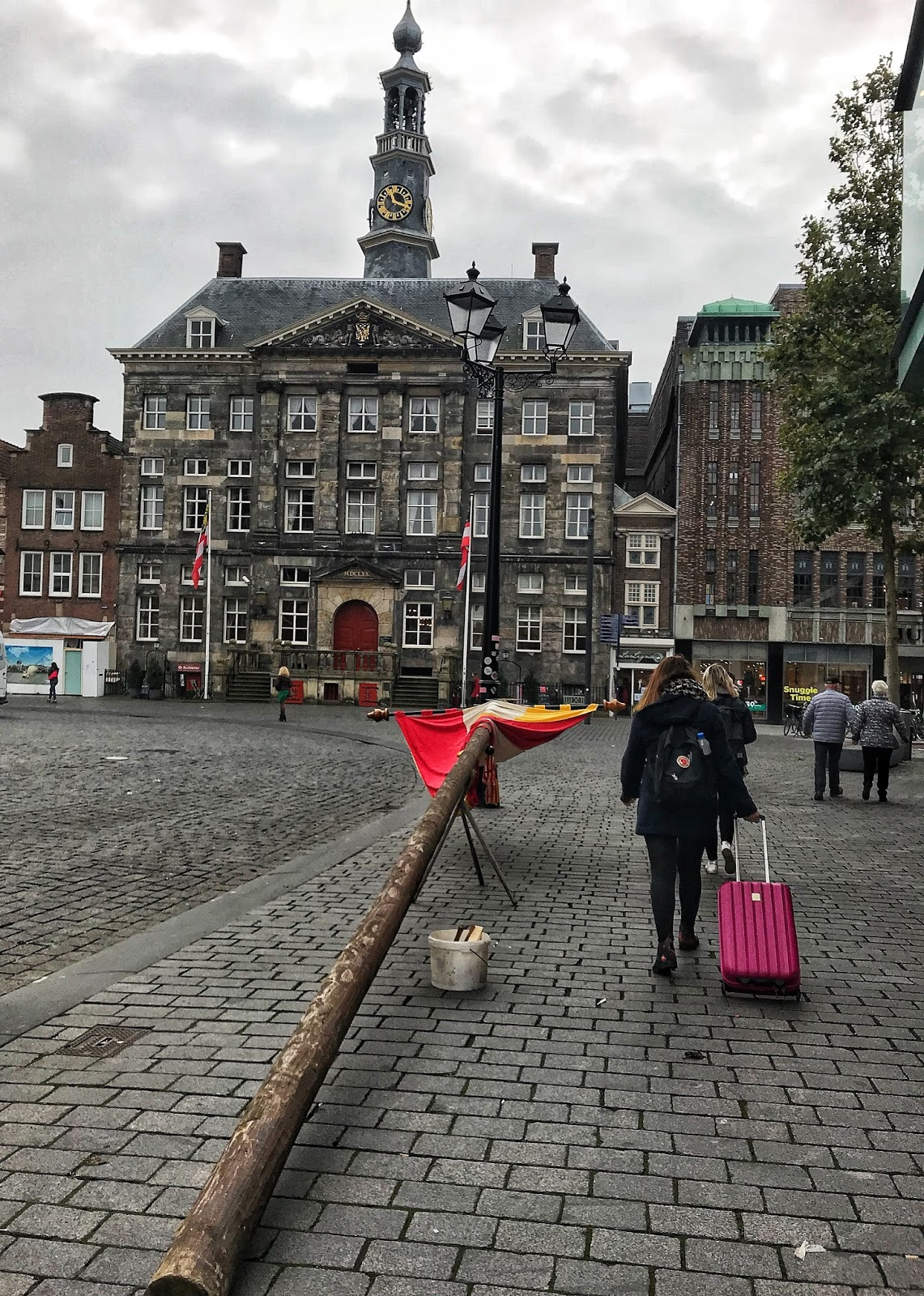 Exploring traditional Den Bosch